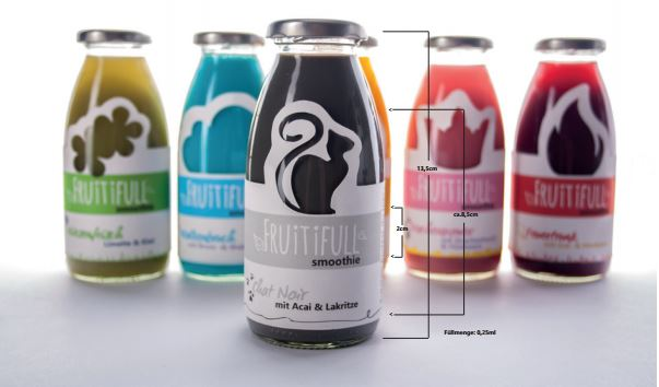 Flaschen-verpackung-design-fruitiful